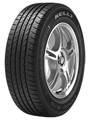 Kelly Edge A/S® tire image showing tread design