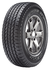 Kelly Edge™ HT tire image and showing tread design