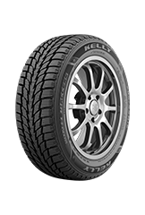 Kelly Winter Access™ tire image and showing tread design